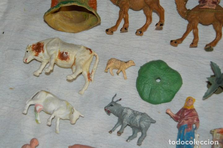 Figuras de Goma y PVC: Vintage - LOTAZO - FIGURAS Y ACCESORIOS BELEN - OLIVER, PUIG, PECH, REAMSA, GOMARSA - ENVÍO 24H - L1 - Foto 8 - 130043811