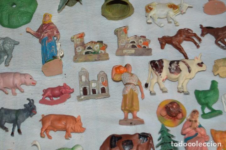 Figuras de Goma y PVC: Vintage - LOTAZO - FIGURAS Y ACCESORIOS BELEN - OLIVER, PUIG, PECH, REAMSA, GOMARSA - ENVÍO 24H - L1 - Foto 10 - 130043811