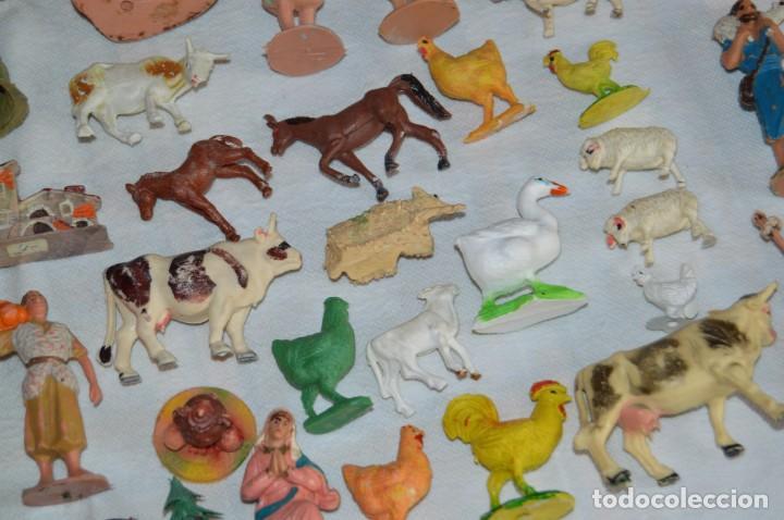 Figuras de Goma y PVC: Vintage - LOTAZO - FIGURAS Y ACCESORIOS BELEN - OLIVER, PUIG, PECH, REAMSA, GOMARSA - ENVÍO 24H - L1 - Foto 11 - 130043811