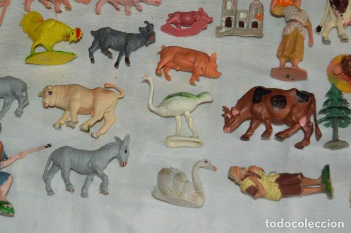 Figuras de Goma y PVC: Vintage - LOTAZO - FIGURAS Y ACCESORIOS BELEN - OLIVER, PUIG, PECH, REAMSA, GOMARSA - ENVÍO 24H - L1 - Foto 15 - 130043811