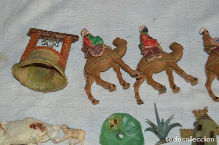 Figuras de Goma y PVC: Vintage - LOTAZO - FIGURAS Y ACCESORIOS BELEN - OLIVER, PUIG, PECH, REAMSA, GOMARSA - ENVÍO 24H - L1 - Foto 17 - 130043811