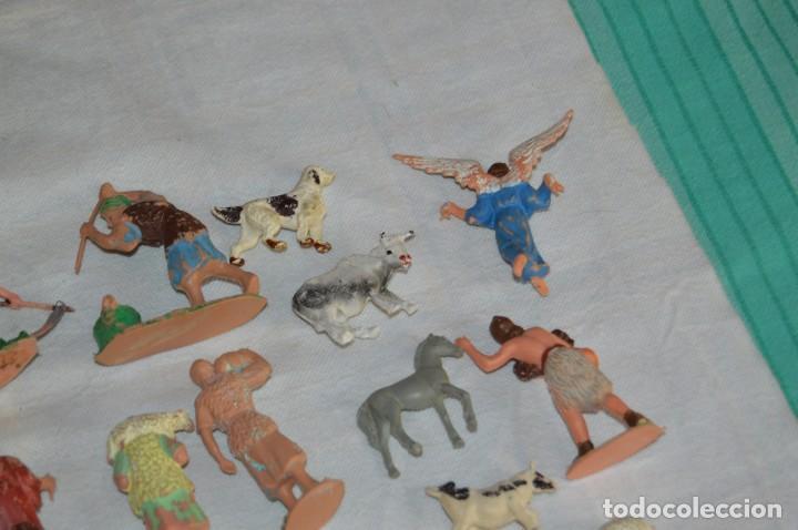 Figuras de Goma y PVC: Vintage - LOTAZO - FIGURAS Y ACCESORIOS BELEN - OLIVER, PUIG, PECH, REAMSA, GOMARSA - ENVÍO 24H - L1 - Foto 19 - 130043811