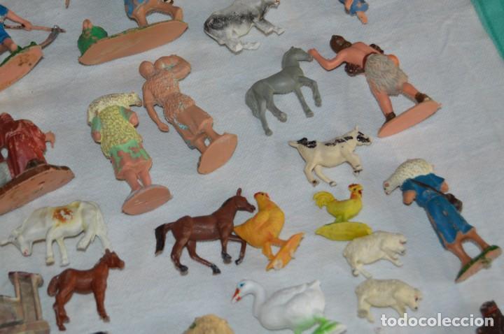 Figuras de Goma y PVC: Vintage - LOTAZO - FIGURAS Y ACCESORIOS BELEN - OLIVER, PUIG, PECH, REAMSA, GOMARSA - ENVÍO 24H - L1 - Foto 20 - 130043811