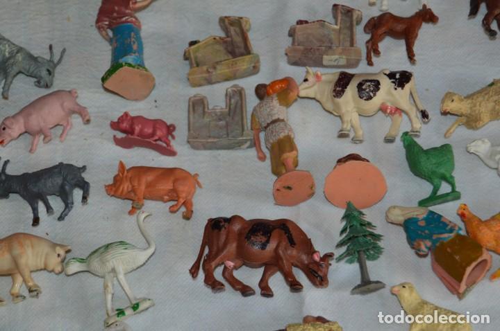 Figuras de Goma y PVC: Vintage - LOTAZO - FIGURAS Y ACCESORIOS BELEN - OLIVER, PUIG, PECH, REAMSA, GOMARSA - ENVÍO 24H - L1 - Foto 25 - 130043811