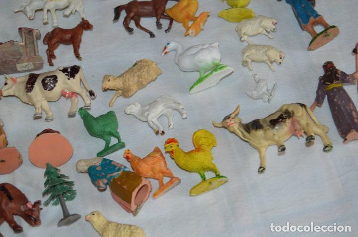 Figuras de Goma y PVC: Vintage - LOTAZO - FIGURAS Y ACCESORIOS BELEN - OLIVER, PUIG, PECH, REAMSA, GOMARSA - ENVÍO 24H - L1 - Foto 26 - 130043811