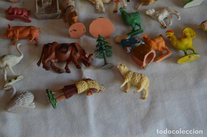 Figuras de Goma y PVC: Vintage - LOTAZO - FIGURAS Y ACCESORIOS BELEN - OLIVER, PUIG, PECH, REAMSA, GOMARSA - ENVÍO 24H - L1 - Foto 28 - 130043811