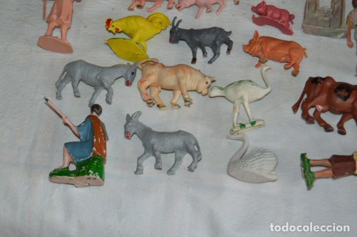 Figuras de Goma y PVC: Vintage - LOTAZO - FIGURAS Y ACCESORIOS BELEN - OLIVER, PUIG, PECH, REAMSA, GOMARSA - ENVÍO 24H - L1 - Foto 29 - 130043811