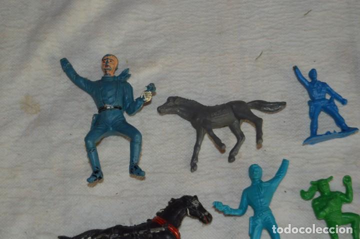 Figuras de Goma y PVC: Vintage - LOTAZO - FIGURAS Y ACCESORIOS GOMA PVC - OLIVER, PUIG, PECH, REAMSA, GOMARSA... ENVÍO 24H - Foto 2 - 130043879