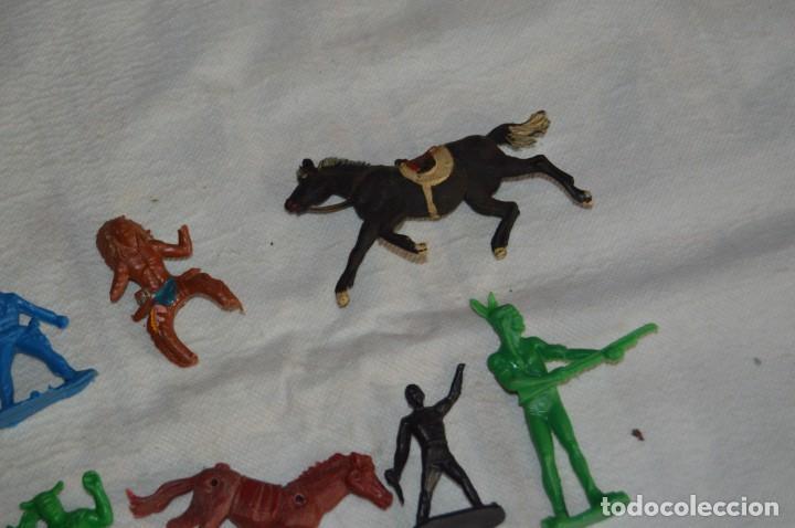 Figuras de Goma y PVC: Vintage - LOTAZO - FIGURAS Y ACCESORIOS GOMA PVC - OLIVER, PUIG, PECH, REAMSA, GOMARSA... ENVÍO 24H - Foto 4 - 130043879
