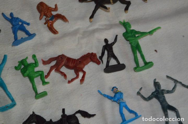 Figuras de Goma y PVC: Vintage - LOTAZO - FIGURAS Y ACCESORIOS GOMA PVC - OLIVER, PUIG, PECH, REAMSA, GOMARSA... ENVÍO 24H - Foto 5 - 130043879