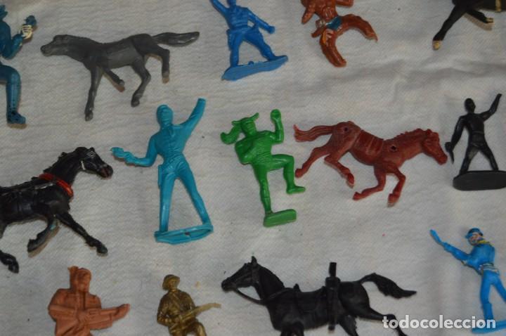 Figuras de Goma y PVC: Vintage - LOTAZO - FIGURAS Y ACCESORIOS GOMA PVC - OLIVER, PUIG, PECH, REAMSA, GOMARSA... ENVÍO 24H - Foto 6 - 130043879