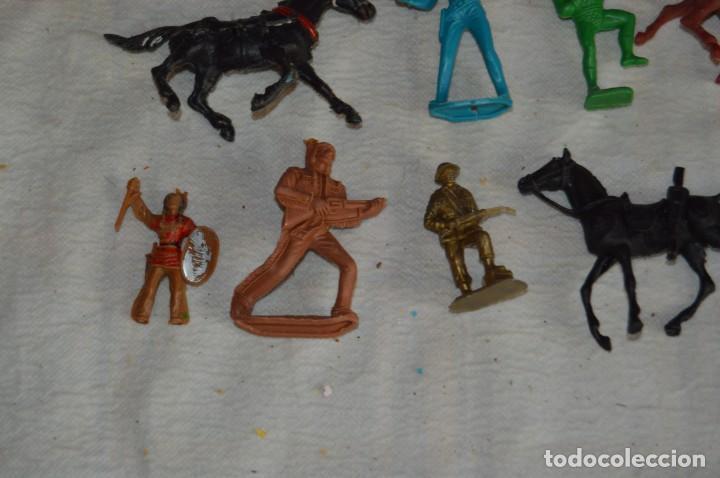 Figuras de Goma y PVC: Vintage - LOTAZO - FIGURAS Y ACCESORIOS GOMA PVC - OLIVER, PUIG, PECH, REAMSA, GOMARSA... ENVÍO 24H - Foto 8 - 130043879