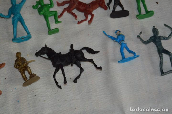 Figuras de Goma y PVC: Vintage - LOTAZO - FIGURAS Y ACCESORIOS GOMA PVC - OLIVER, PUIG, PECH, REAMSA, GOMARSA... ENVÍO 24H - Foto 9 - 130043879