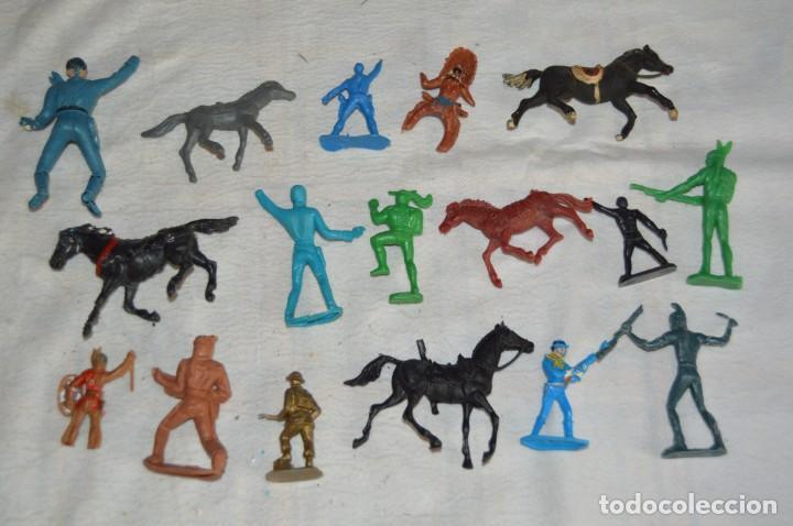 Figuras de Goma y PVC: Vintage - LOTAZO - FIGURAS Y ACCESORIOS GOMA PVC - OLIVER, PUIG, PECH, REAMSA, GOMARSA... ENVÍO 24H - Foto 12 - 130043879