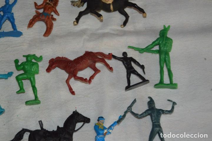 Figuras de Goma y PVC: Vintage - LOTAZO - FIGURAS Y ACCESORIOS GOMA PVC - OLIVER, PUIG, PECH, REAMSA, GOMARSA... ENVÍO 24H - Foto 15 - 130043879
