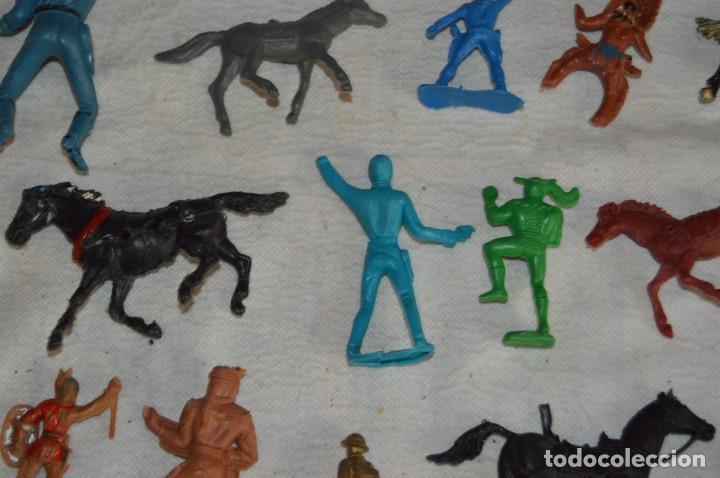 Figuras de Goma y PVC: Vintage - LOTAZO - FIGURAS Y ACCESORIOS GOMA PVC - OLIVER, PUIG, PECH, REAMSA, GOMARSA... ENVÍO 24H - Foto 16 - 130043879