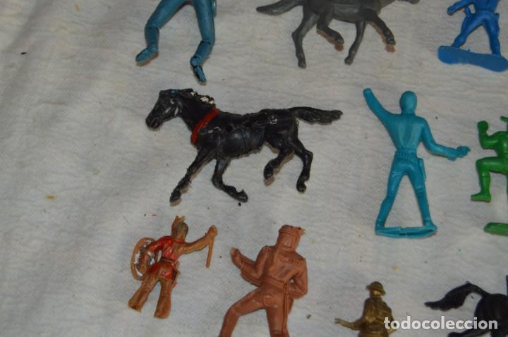 Figuras de Goma y PVC: Vintage - LOTAZO - FIGURAS Y ACCESORIOS GOMA PVC - OLIVER, PUIG, PECH, REAMSA, GOMARSA... ENVÍO 24H - Foto 17 - 130043879