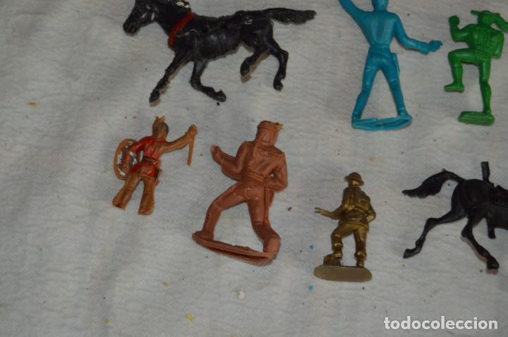 Figuras de Goma y PVC: Vintage - LOTAZO - FIGURAS Y ACCESORIOS GOMA PVC - OLIVER, PUIG, PECH, REAMSA, GOMARSA... ENVÍO 24H - Foto 18 - 130043879