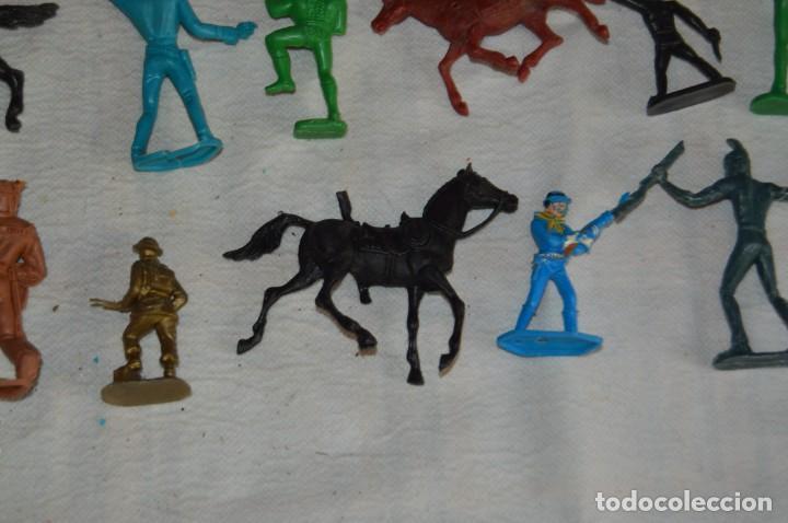 Figuras de Goma y PVC: Vintage - LOTAZO - FIGURAS Y ACCESORIOS GOMA PVC - OLIVER, PUIG, PECH, REAMSA, GOMARSA... ENVÍO 24H - Foto 19 - 130043879