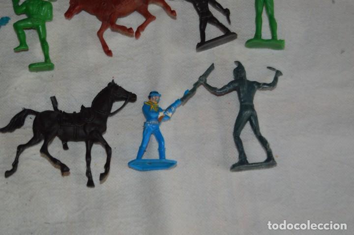 Figuras de Goma y PVC: Vintage - LOTAZO - FIGURAS Y ACCESORIOS GOMA PVC - OLIVER, PUIG, PECH, REAMSA, GOMARSA... ENVÍO 24H - Foto 20 - 130043879