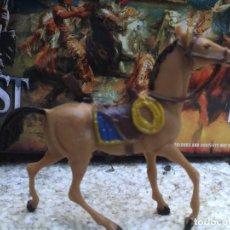 Figuras de Goma y PVC: CABALLO DEL 7º DE CABALLERIA DE COMANSI. Lote 130109303