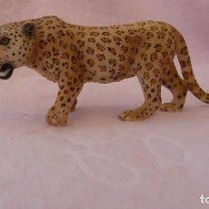Figuras de Goma y PVC: LEOPARDO SCHLEICH 2009?. Lote 130211447
