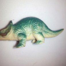 Figuras de Goma y PVC: DINOSAURIO TRICERATOPS. Lote 130274419