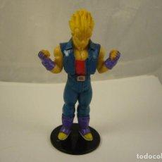 Figuras de Goma y PVC: FIGURA PVC VEGETA BOLA DE DRAGON Z DRAGON BALL 1996. Lote 130406538