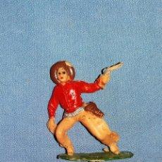 Figuras de Goma y PVC: VAQUERO REAMSA ORIGINAL VER FOTOS Y DESCRIPCION. Lote 130542914