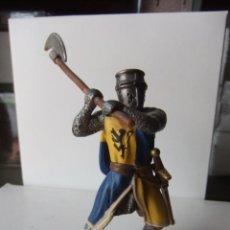 Figuras de Goma y PVC: SCHLEICH MEDIEVAL 9 CTMS. Lote 130552890