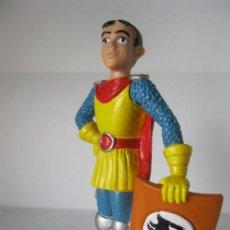 Figuras de Goma y PVC: ANTIGUA FIGURA DE DRAGONES Y MAZMORRAS COMICS SPAIN 1985 ERIC VER FOTO ADICIONAL. Lote 130912240