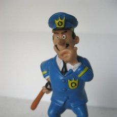 Figuras de Goma y PVC: ANTIGUA FIGURA DON GATO Y SU PANDILLA OFICIAL MATUTE COMICS SPAIN 1986 VER FOTO ADICIONAL. Lote 130912576