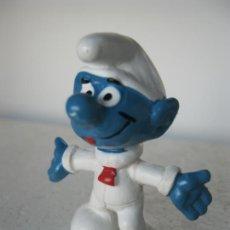Figuras de Goma y PVC: PITUFO SCHLEICH PEYO VER FOTO ADICIONAL . Lote 130979912