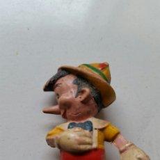 Figuras de Goma y PVC: PINOCHO DISNEY FABRICADO EN BARCELONA POR LOS HERMANOS PECH AÑOS 50. Lote 130994080