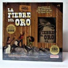 Figuras de Goma y PVC: LA FIEBRE DEL ORO - COMANSI - NUEVO SIN ABRIR PRECINTADO. Lote 131007663