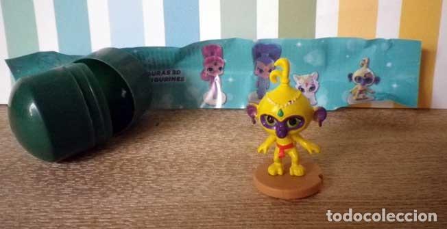 mono Tala no kinder shimmer & shine figura 3d figurines viacom