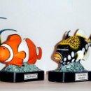 Figuras de Goma y PVC: LOTE DE 4 FIGURAS DE PECES. Lote 131015648