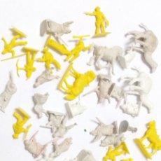 Figuras de Goma y PVC: LOTE SOLDADOS MONTAMAN MONTAPLEX. Lote 131093332