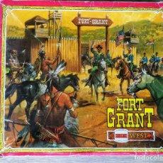 Figuras de Goma y PVC: ANTIGUO FORT GRANT DE COMANSI WEST - REF 18605 - SIN FIGURAS - TAL COMOS E VE EN LAS FOTOGRFIAS - ME. Lote 131108500
