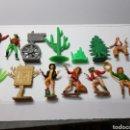 Figuras de Goma y PVC: LOTE COMANSI DE LA SERIE BONANZA. Lote 131296742