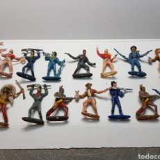 Figuras de Goma y PVC: LOTE 16 FIGURAS COMANSI ORIGINALES. Lote 131297810