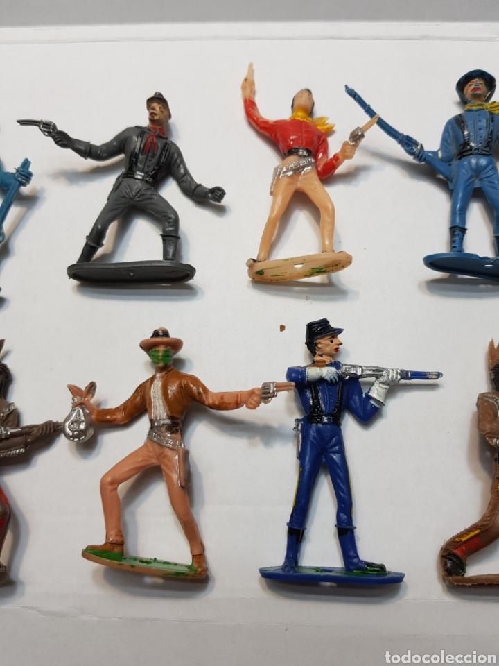 Figuras de Goma y PVC: Lote 16 figuras Comansi originales - Foto 4 - 131297810