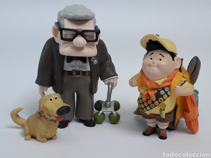 Figuras Película Up Goma Pvc Comprar Figuras De Goma Y Pvc Bully
