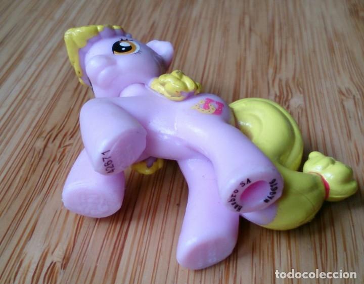 Figuras de Goma y PVC: Mi Pequeño Little Pony Hasbro 2010 Luckette miniatura - Foto 3 - 131547734