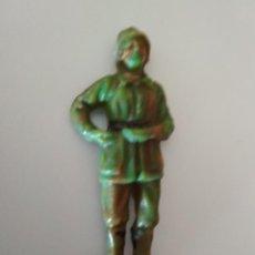 Figuras de Goma y PVC: FIGURA BOMBERO AIRGAM, JECSAN. Lote 131565078
