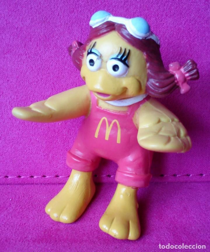 FIGURA MCDONALD'S BIRDIE THE EARLY BIRD 1990 (Juguetes - Figuras de Goma y Pvc - Otras)