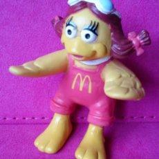 Figuras de Goma y PVC: FIGURA MCDONALD'S BIRDIE THE EARLY BIRD 1990. Lote 131625482