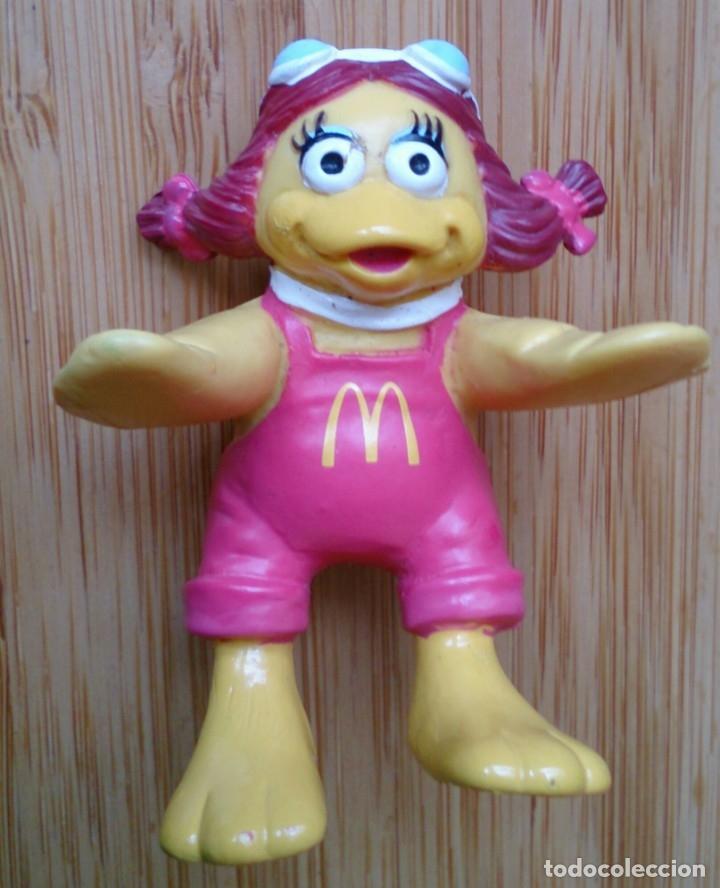 Figuras de Goma y PVC: Figura McDonald's Birdie The Early Bird 1990 - Foto 3 - 131625482