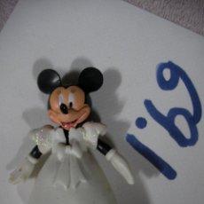 Figuras de Goma y PVC: FIGURA DIBUJOS ANIMADOS MICKEY MINNIE. Lote 131640214