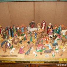 Figuras de Goma y PVC: LOTE DE 103 FIGURAS. Lote 131864102